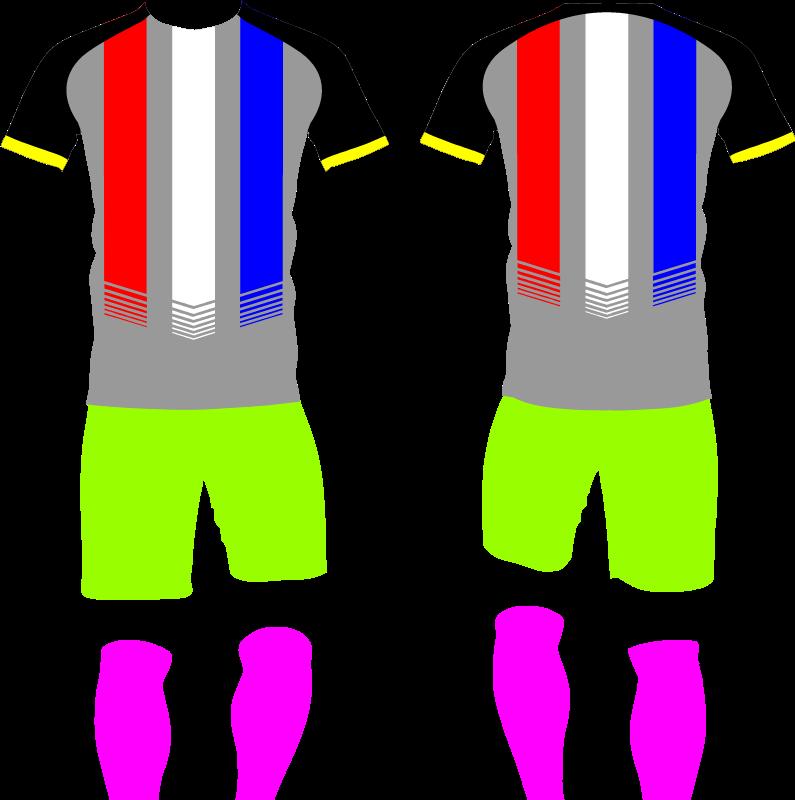 442cc3f5f Striper Soccer Uniform Set xpresssub